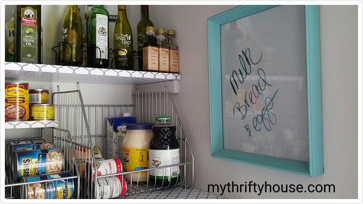 farmhouse kitchen pantry