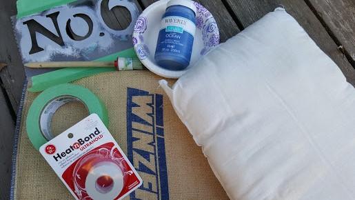 new-sew-pillow-supplies