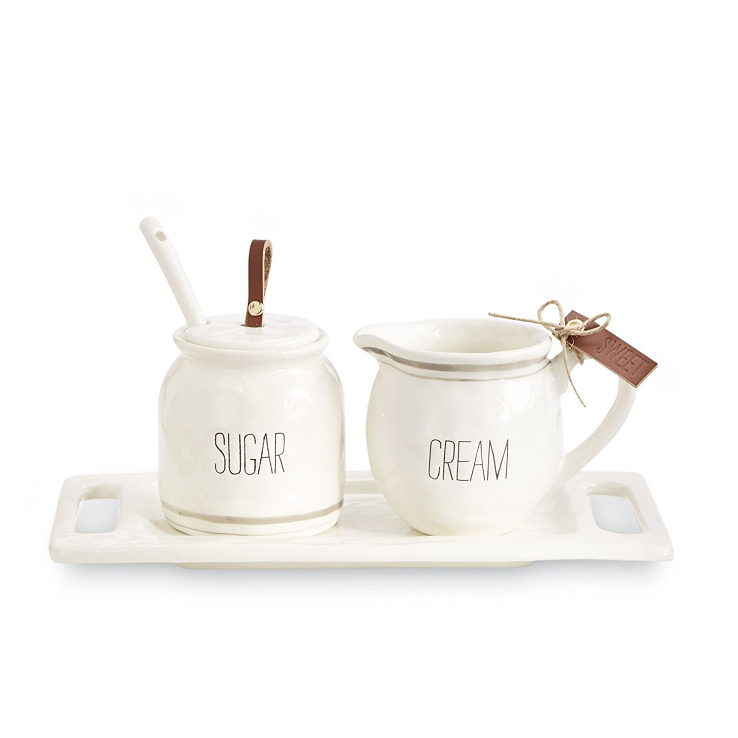 Coffee Lovers Cream and Sugar