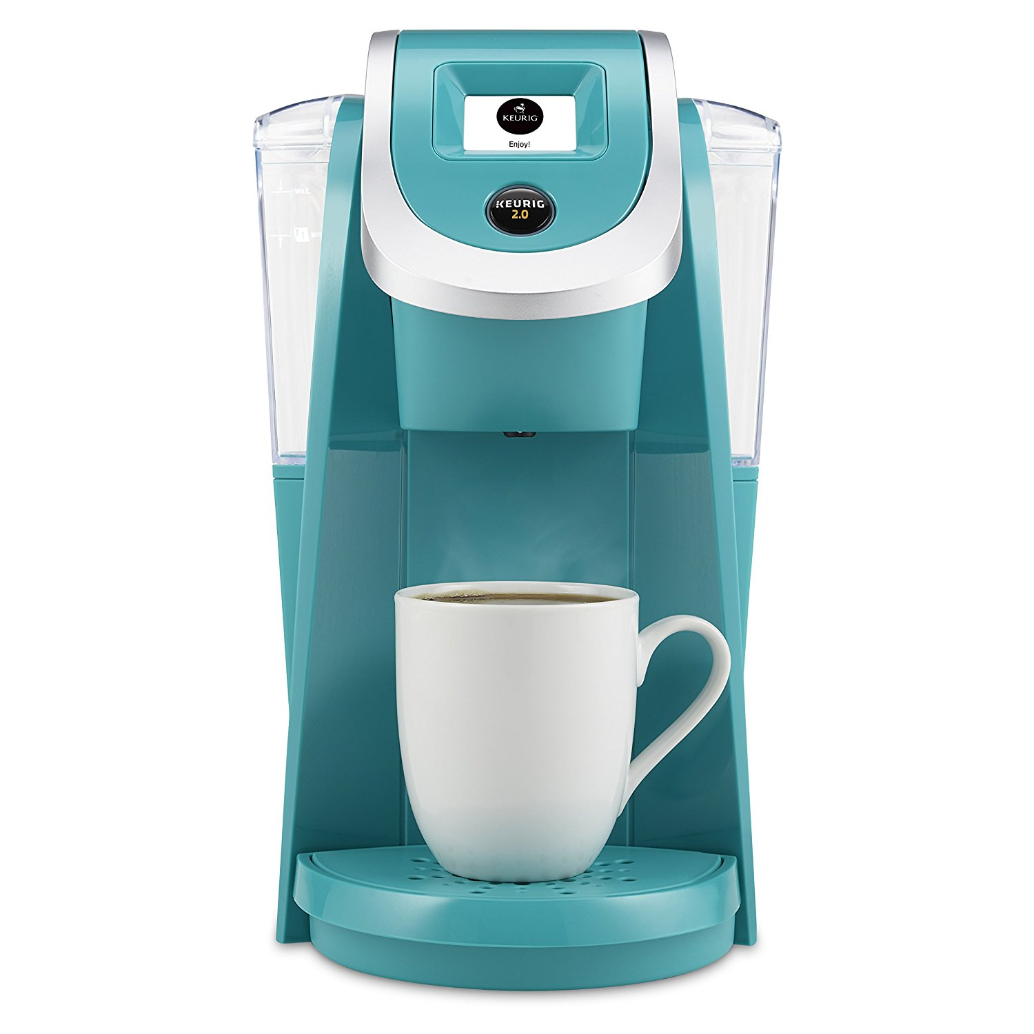 Coffee Lovers Turquois Keurig
