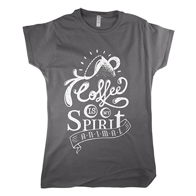 coffee-lovers-spirit-animal-shirt