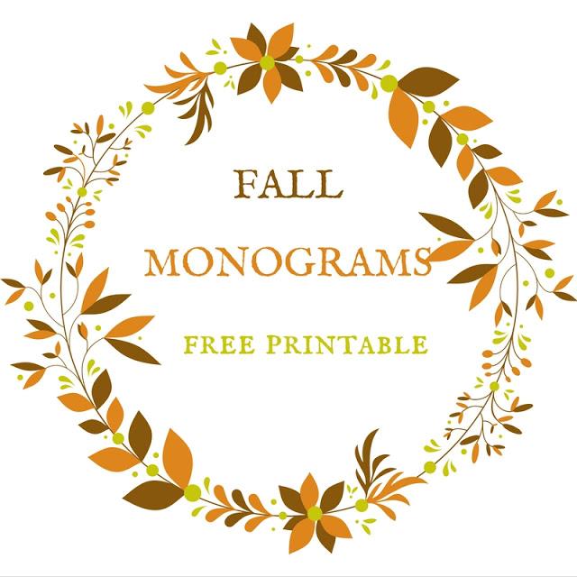 fall-monogram-printable