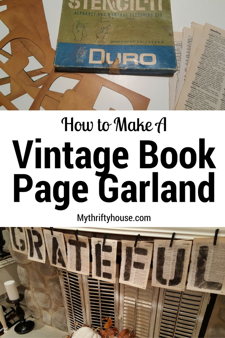 waste-not-wednesday-week-19-vintage-book-page-garland