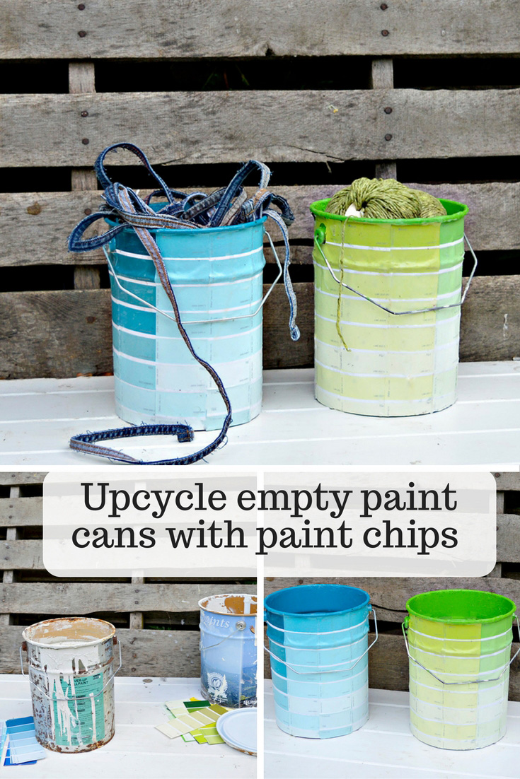waste-not-wednesday-week-22-upcycle-empty-paint-cans-with-paint-chips