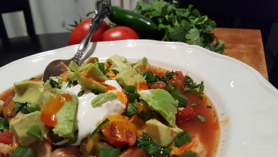 white-bean-chicken-chili-with-fresh-cilantro