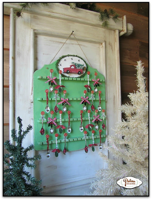 waste-not-wednesday-week-27-patina-paradise-advent-calendar-made-from-a-spoon-rack