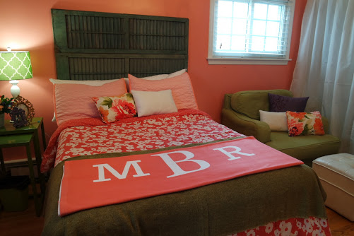 Teenage girl bedroom makeover on a budget 1