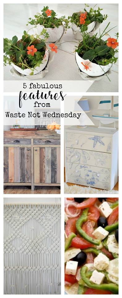 Waste Not Wednesday Week 44