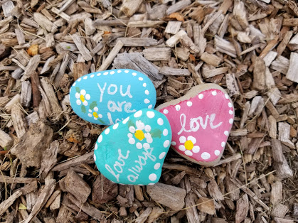 Love Kindness Rocks