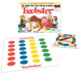 classic toys and games Twister