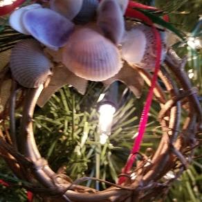 traditional christmas tree padre island