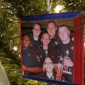 traidtional Christmas tree 1