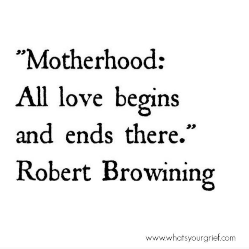 Motherhood, Season of Sadness