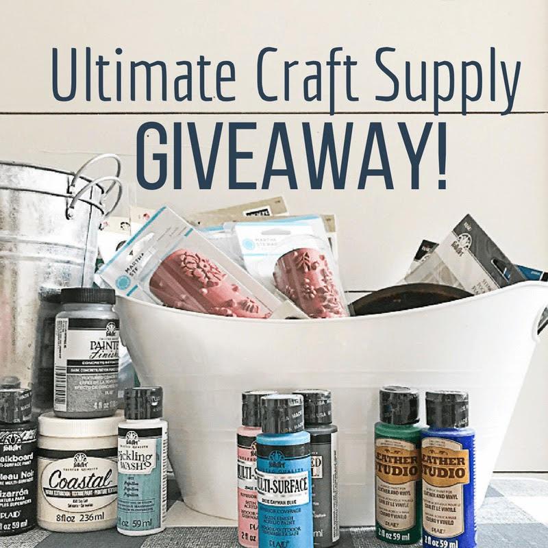 Twelve on Main Craft Supply Junk Giveaway