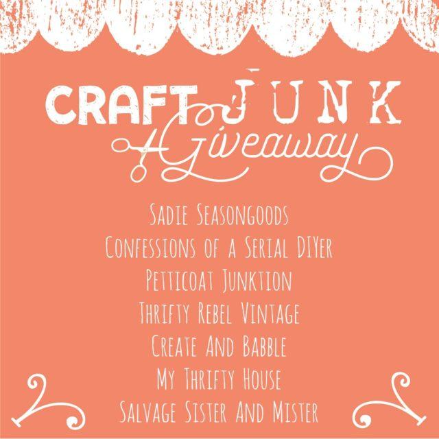 Craft Junk Giveaway 4