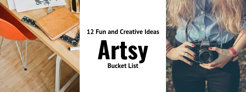 Artsy Make Your Bucket List